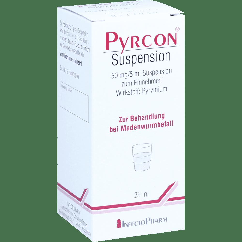 Pyrcon Suspension